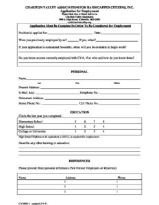 cva001-1234-application-for-employment
