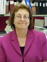 Photo of Judy Mullins Board Treasurer
