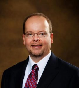 Photo of CEO Terry Combs