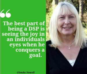 Photo of employee glenda newell