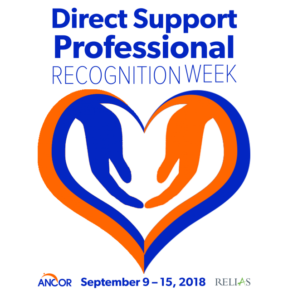 national dsp week logo 2018