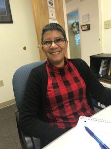 Photo of Susan HR secretary